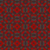 Bezszwowy koloru wzór od różnorodność geometrycznych kształtów ilustracja wektor