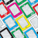 Bezszwowy Komputerowy Ścienny papier Obraz Stock