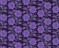 bezszwowy kwiatu wzór Zdjęcie Stock