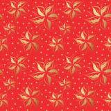bezszwowy kwiatu wzór royalty ilustracja