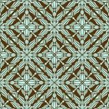 bezszwowy kwiecisty ornament Obrazy Stock