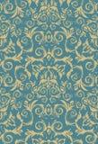 bezszwowy kwiecisty ornament Obraz Stock