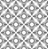 bezszwowy kwiecisty ornament Zdjęcia Stock