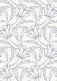 Bezszwowy kwiecisty wzór Zdjęcie Royalty Free