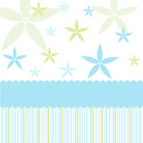Bezszwowy kwiecisty wzór, tapeta Fotografia Stock
