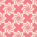 bezszwowy kwiecisty wzoru Różowy tapetowy tło ilustracja wektor