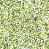 Bezszwowy liść mozaiki wzór wektor Zdjęcia Royalty Free