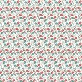 Bezszwowy liścia wzór Obraz Stock