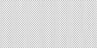 Bezszwowy śliczny polek kropek wzór Zdjęcie Stock
