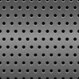 Bezszwowy metalu tło również zwrócić corel ilustracji wektora Fotografia Stock
