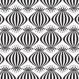 Bezszwowy monochromatyczny tło z biodrami Zdjęcia Stock