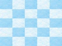 Bezszwowy oceanu falowy wzór ilustracja wektor