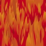 Bezszwowy ogień Obraz Stock
