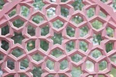Bezszwowy ogrodzenie wzór Fotografia Royalty Free