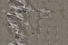 Bezszwowy olej malował brezentowego tło od dachówkowej sprawnie tekstury Zdjęcia Stock