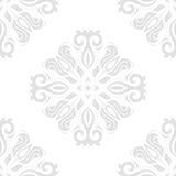 Bezszwowy Orientalny Wektorowy tło Obraz Royalty Free