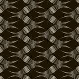 Bezszwowy ornamentl wzór Wielostrzałowa wektorowa tekstura Tło Obrazy Royalty Free