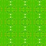 Bezszwowy ornamentu wzór Zdjęcie Stock