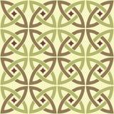 Bezszwowy oryginalny geometryczny tło Obraz Stock
