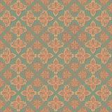 Bezszwowy oryginalny geometryczny tło Obrazy Stock