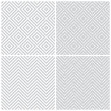 Bezszwowy pattern_set02 Fotografia Royalty Free