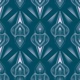 Bezszwowy piękny antyka wzoru ornament Obraz Stock