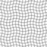 Bezszwowy pluskoczący siatka wzór Abstrakcjonistyczny geometryczny w kratkę siatki tło ilustracji