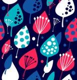 Bezszwowy poczta wzór Śliczny doodle tło z listami, kamerą, owoc i innymi piękno elements/, Zdjęcie Stock