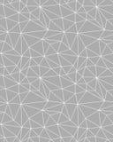Bezszwowy poligonalny wzór Zdjęcie Stock