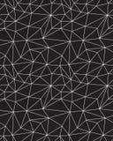 Bezszwowy poligonalny wzór Fotografia Stock