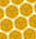bezszwowy pomarańcze abstrakcjonistyczny wzór Obraz Stock
