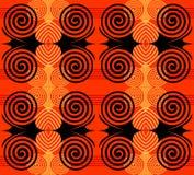 bezszwowy projekta abstrakcjonistyczny wzór Zdjęcie Stock