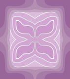 Bezszwowy purpurowy abstrakcjonistyczny tło Fotografia Royalty Free
