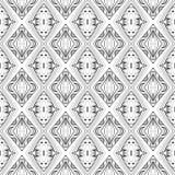 Bezszwowy rocznik koronki wzór (wektor) Obrazy Stock
