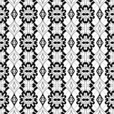 Bezszwowy rocznik koronki wzór (wektor) royalty ilustracja