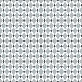 Bezszwowy rocznika diamentu wzoru tło ilustracja wektor