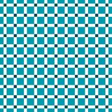 Bezszwowy rocznika kwadrata czeka wzoru tło ilustracji