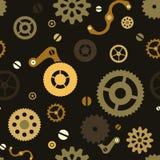 bezszwowy steampunk Zdjęcia Stock
