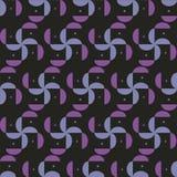 Bezszwowy swastyka kwiatu wzór Zdjęcie Royalty Free