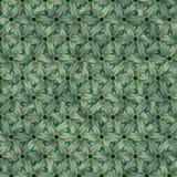 Bezszwowy symetryczny przypadkowy deseniowy projekta tło obrazy royalty free