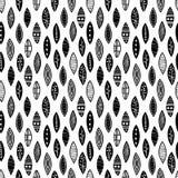 Bezszwowy szablon dla projekt tkaniny Zdjęcia Stock