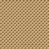 Bezszwowy Szczegółowy gofr tekstury zakończenie Zdjęcia Stock