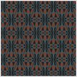 Bezszwowy tło dla druk makaty wykonuje ręcznie tapety Obraz Royalty Free