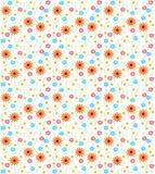 bezszwowy tło kwiat Obraz Stock