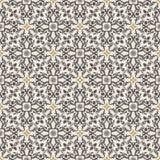 Bezszwowy tło w języka arabskiego stylu Obraz Royalty Free