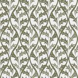 Bezszwowy tło wizerunek rocznik natury liścia krzyż Obrazy Royalty Free