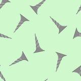 Bezszwowy tło z śrubami Obraz Royalty Free