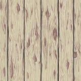 bezszwowy tła drewna Obrazy Royalty Free