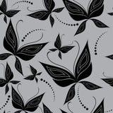 bezszwowy tło motyl Obraz Royalty Free