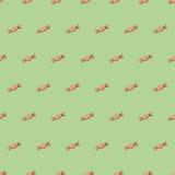 Bezszwowy tło wzór cukierki Zdjęcia Stock